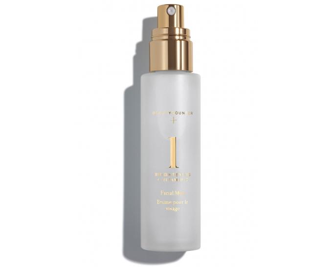 Bottle of Beautycounter Brightening Facial Mist