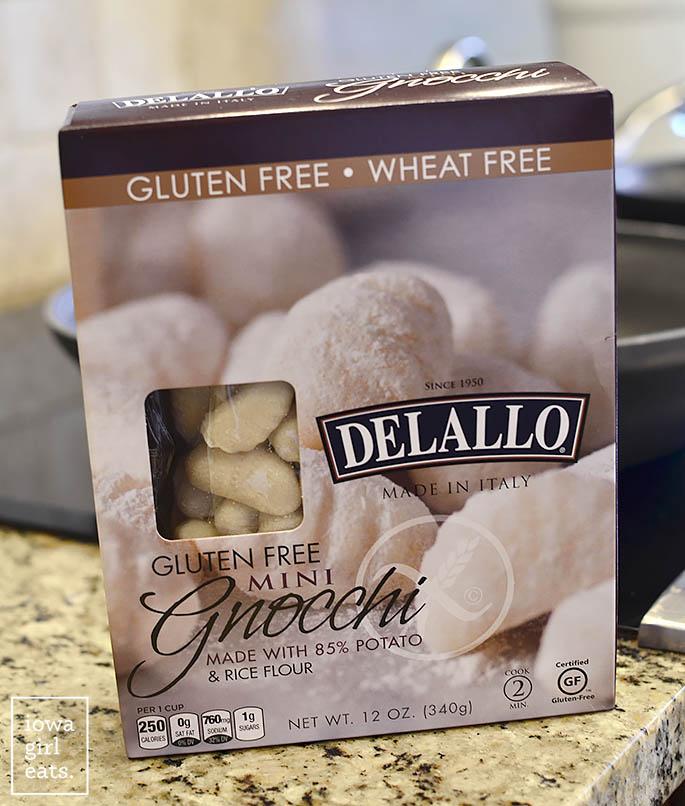 Gluten-Free gnocchi