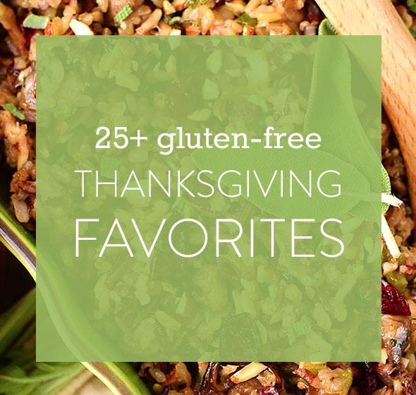 25 Gluten Free Thanksgiving Recipes Iowa Girl Eats