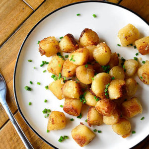 featured image of how to cook trader joe's cauliflower gnocchi