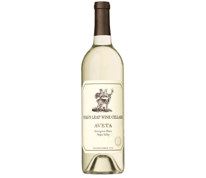 Bottle of Stag's Leap Sauvignon Blanc
