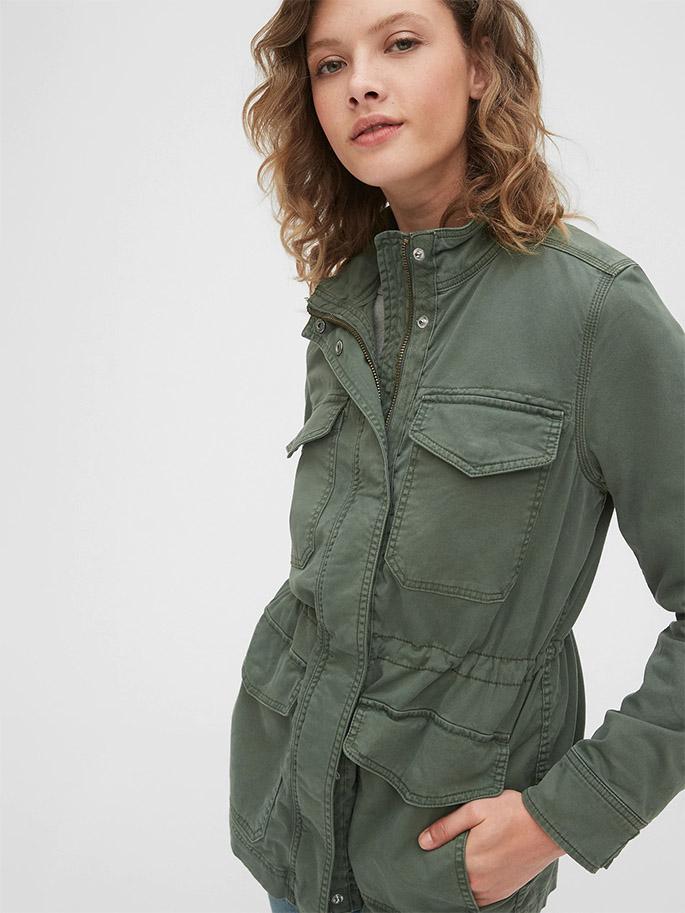 Women's Utility Jacket