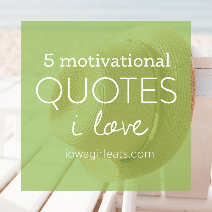 5 Motivational Quotes Photo