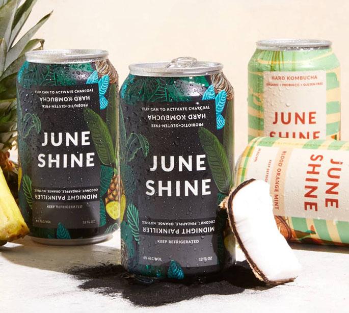 June Shine Hard Kombucha